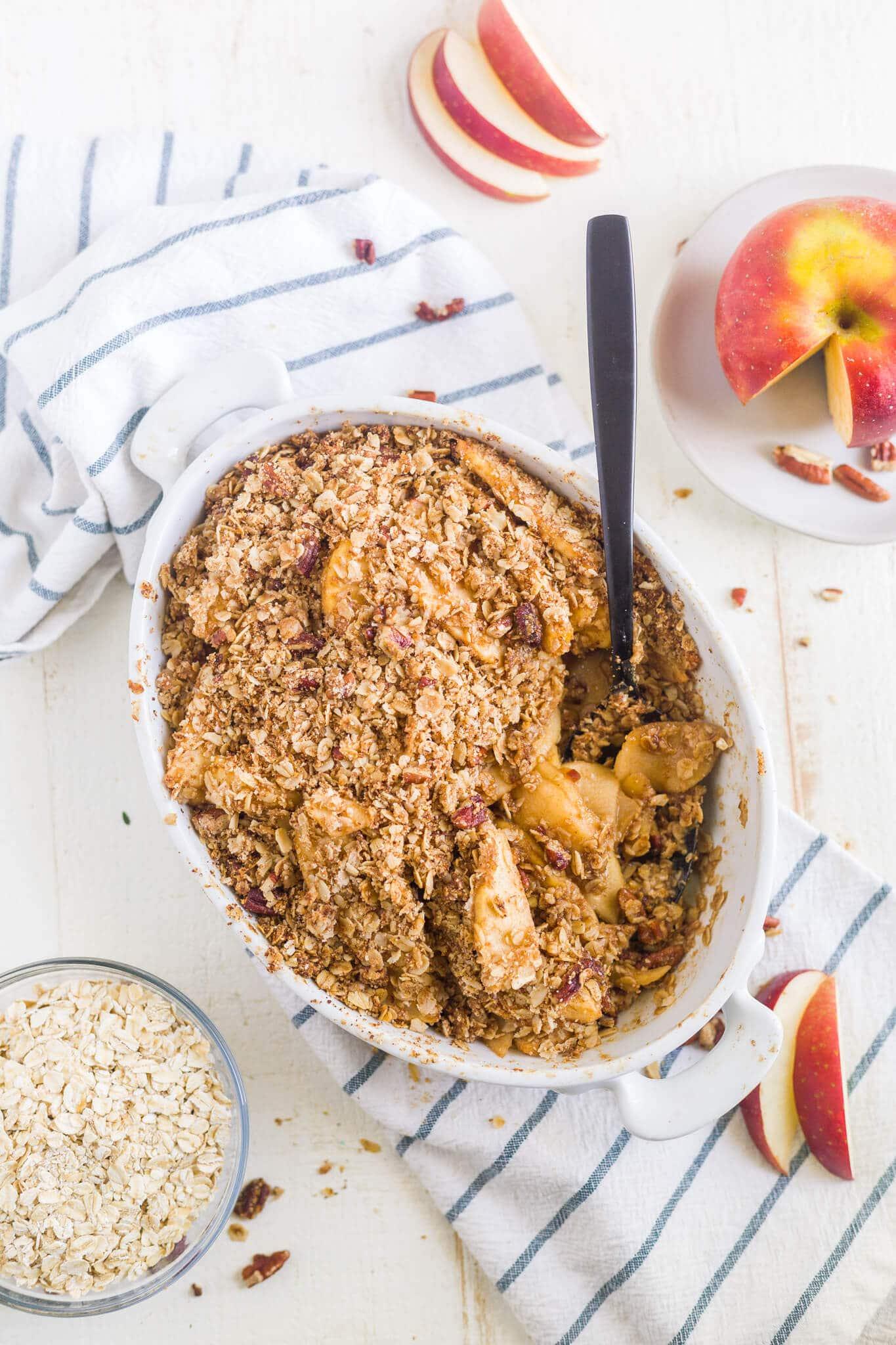 apple crisp healthy