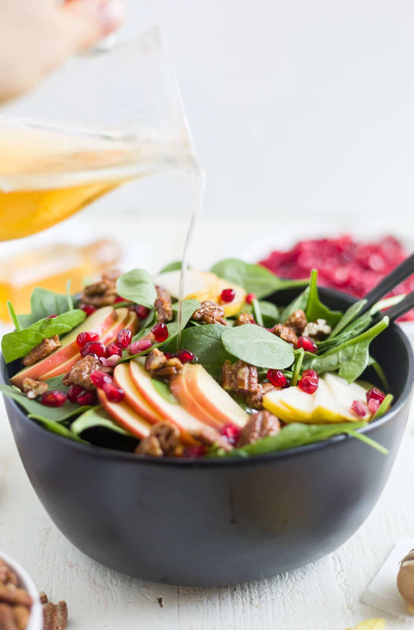 pear salad dressing