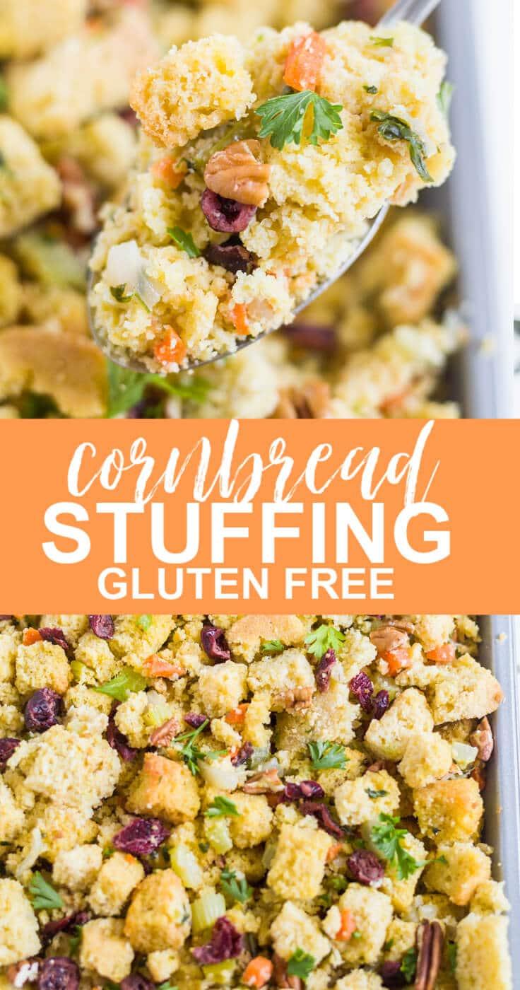 gluten free cornbread stuffing
