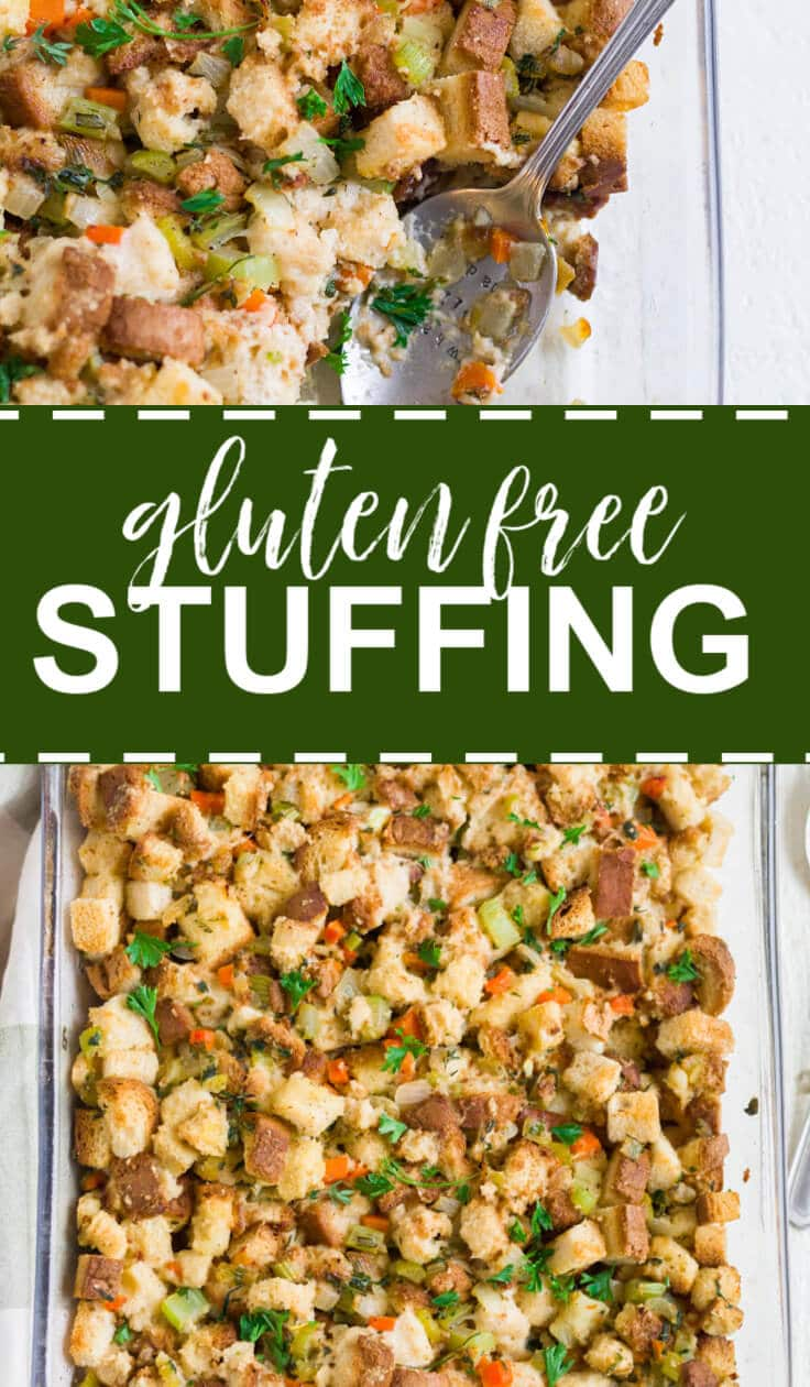Best Gluten Free Stuffing | What Molly Made