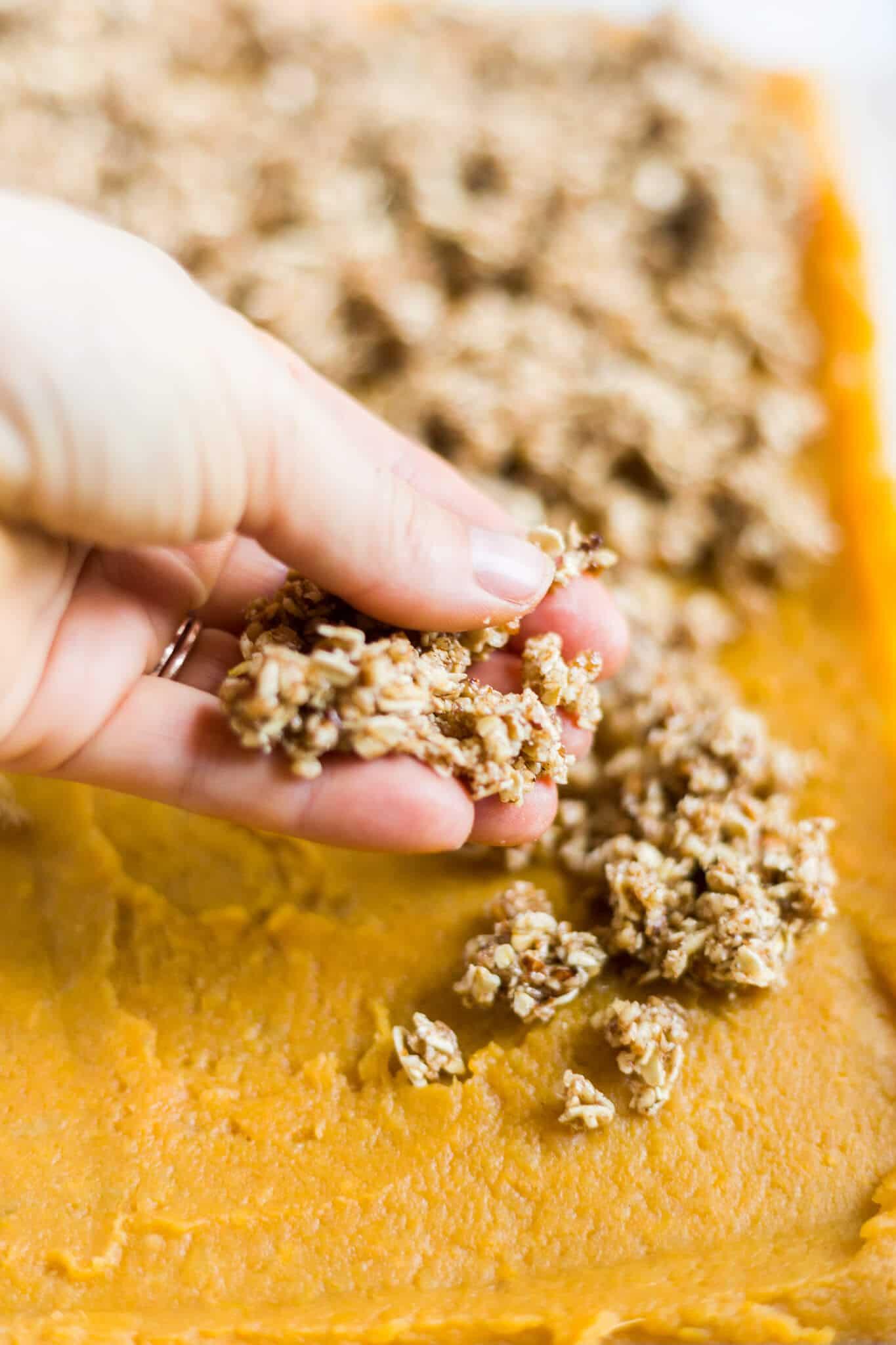sweet potato casserole healthy