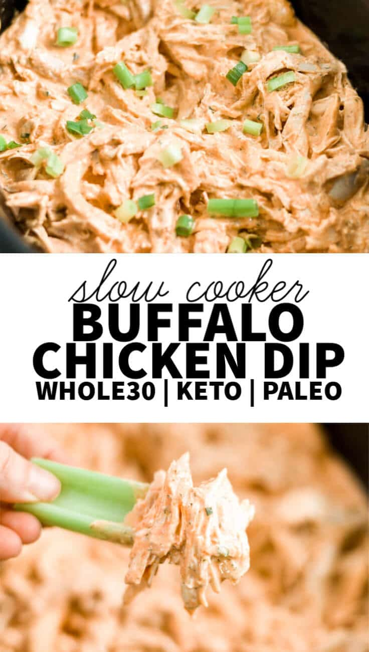 paleo buffalo chicken dip