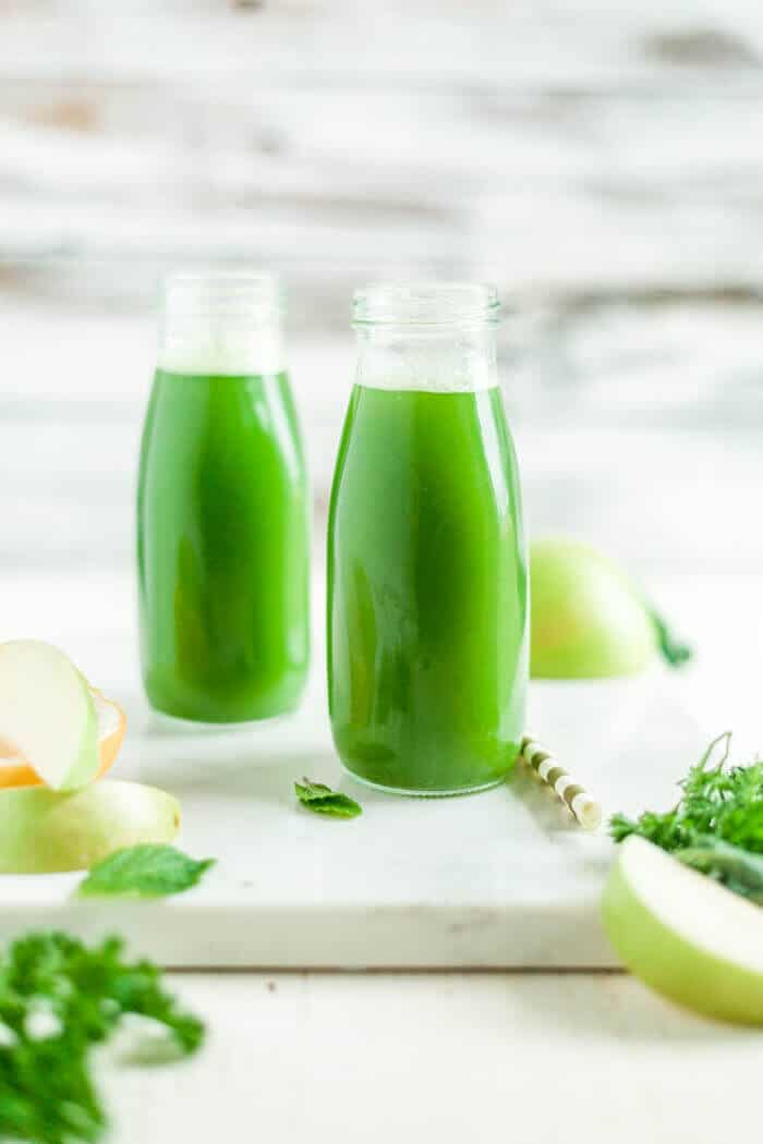 green juice recipe blender