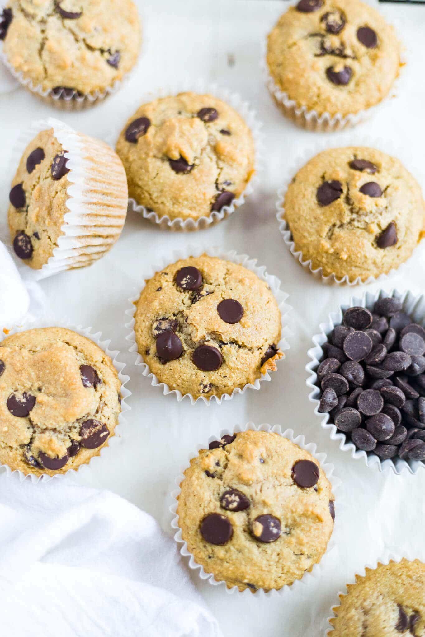 almond flour recipes muffins