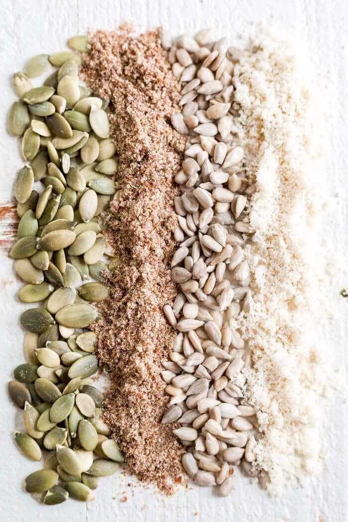 Seed Cycling for Hormones and Fertility | What Molly Made