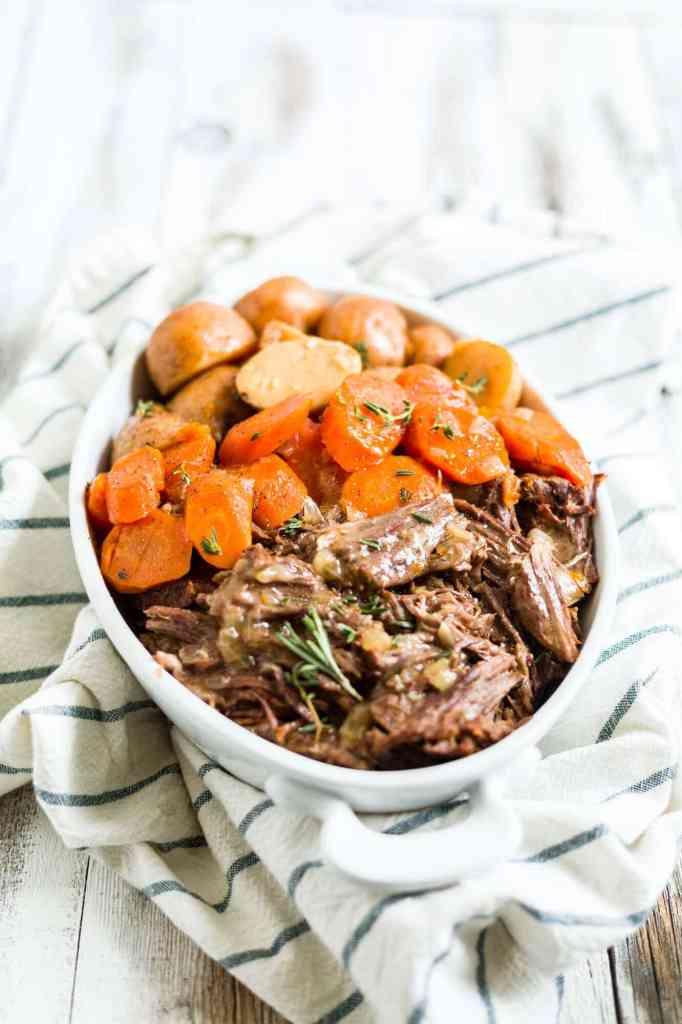 beef roast instant pot