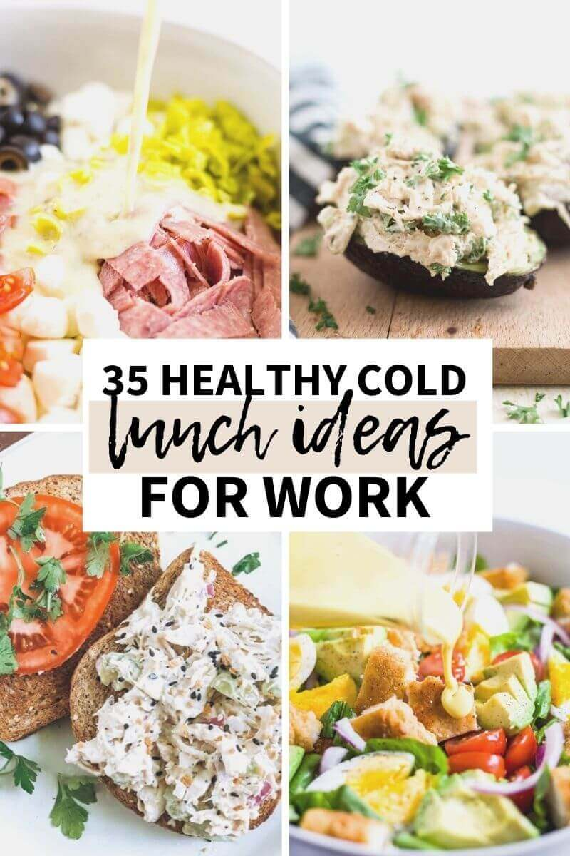 35 Healthy Cold Lunch Ideas Easy Work Lunches What Molly Made