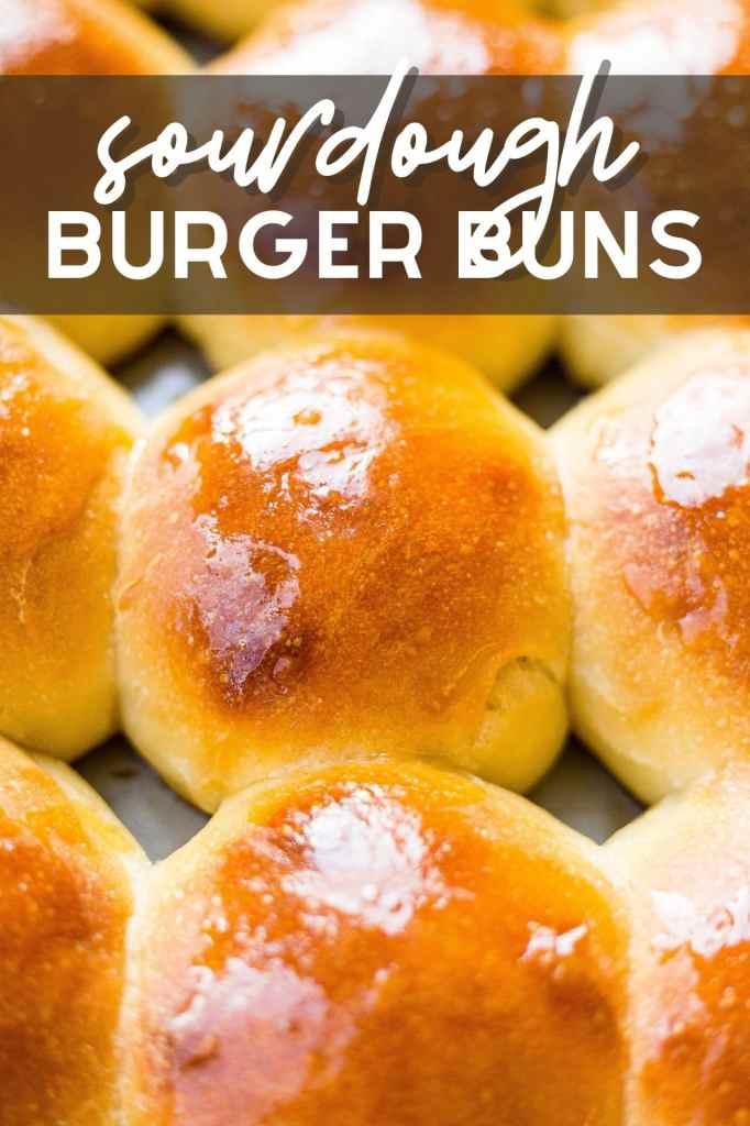 sourdough buns pin