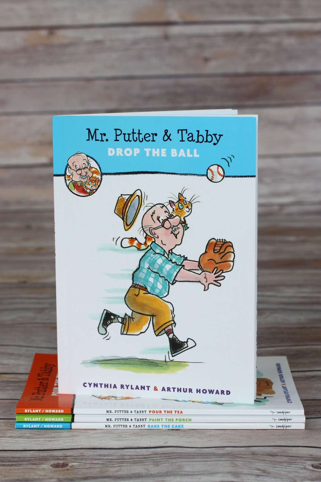 Mr. Putter and Tabby. First Chapter Book to Read Aloud to your preschooler or kindergartener
