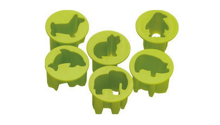 Products to Make Eating Fun for Kids. How to Get Picky Eaters to Try New Foods. Kai Chuboos Vegetable Cutters