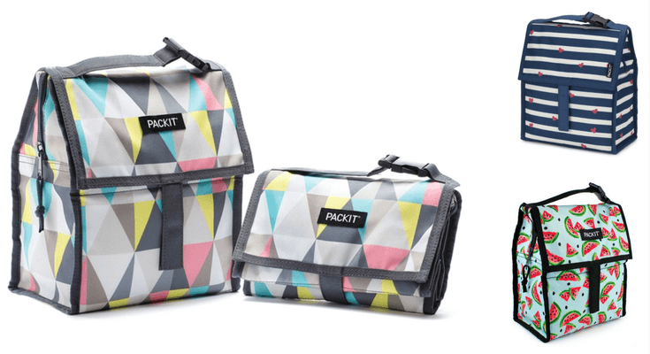 PackIt Freezable Lunch Bag for kids | Back to School shopping guide