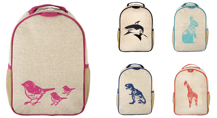 SoYoung Toddler Backpack - Best Preschool Backpacks for back to school