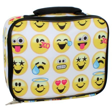 Target Emojination Lunch Box