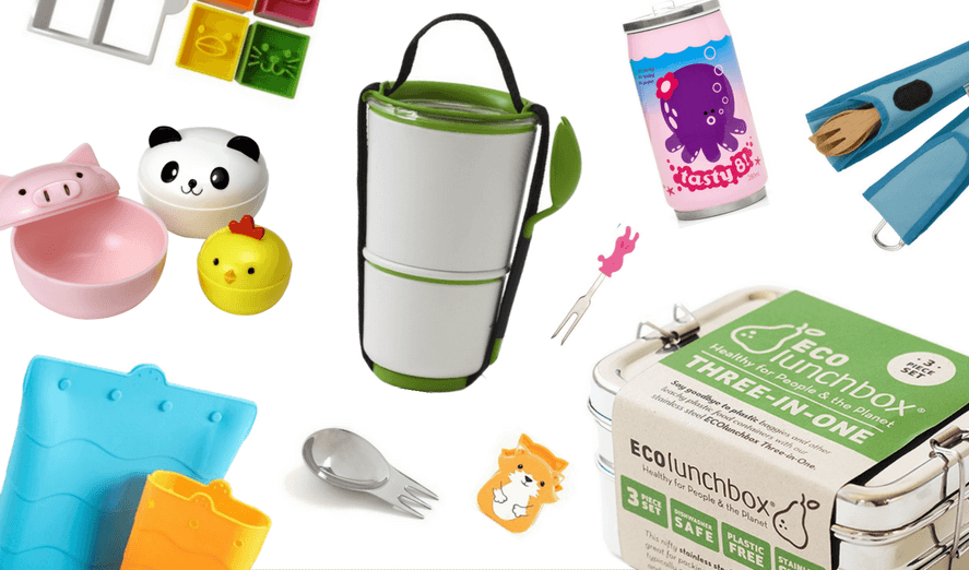 """Lunch Box Containers, Accessories <span class=""""amp"""">&</span> Tools To Take Your Kids' School Lunch From Boring To Blast-Off! 