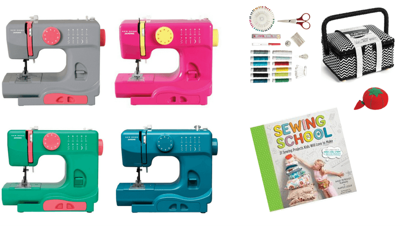 Best Non-Toy Gifts for Kids - Hobbies and Interests - Sewing Machine