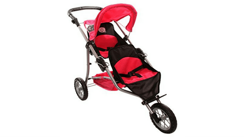 Gift Guide Best Toys for Doll Lovers - Twin Stroller