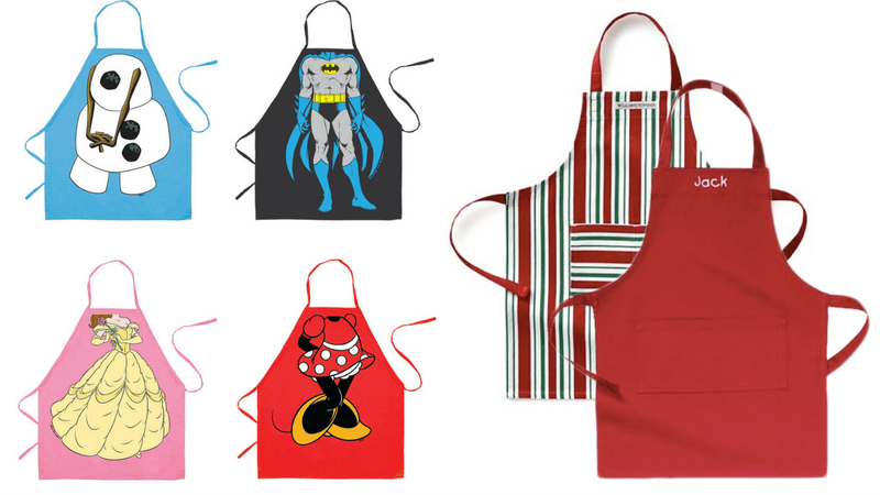 Best Non-Toy Gifts for Kids - Hobbies & Interests - Kid-Sized Apron