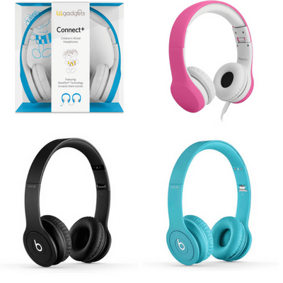 Best Non-Toy Gifts for Kids - Hobbies & Interests - Headphones