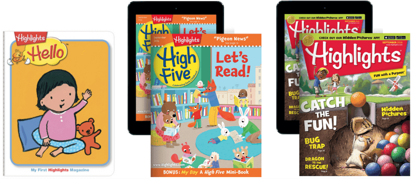 Best Magazines for Kids - Highlights
