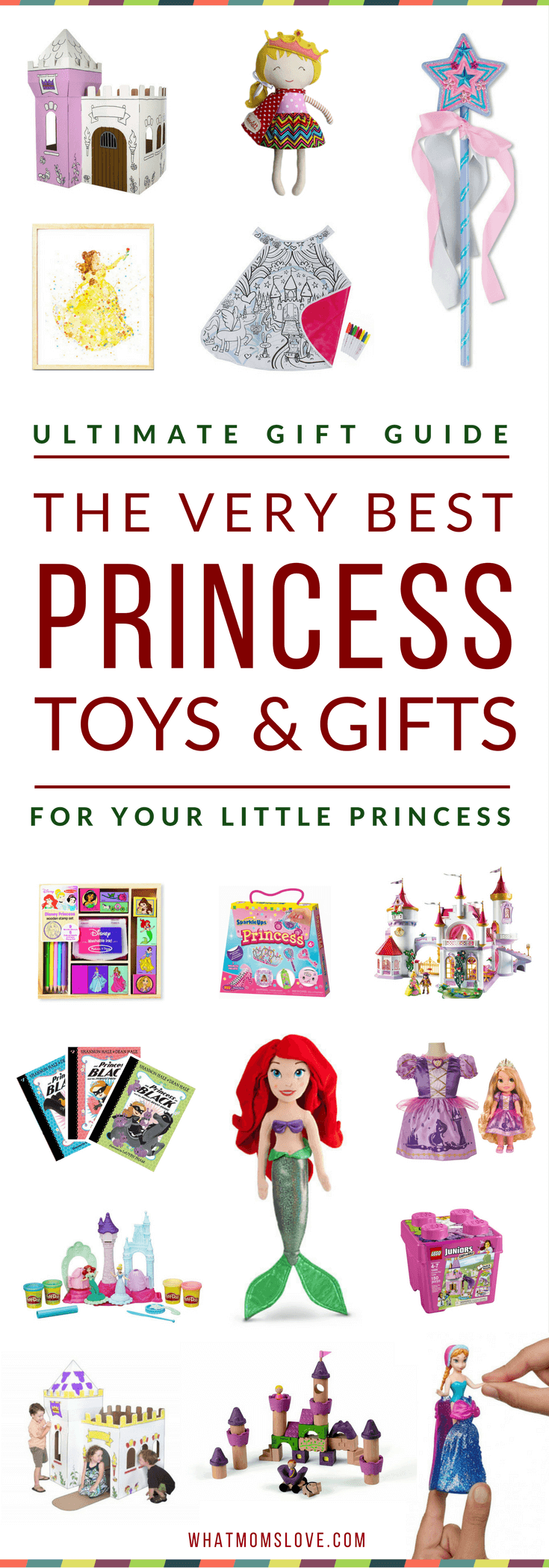 Gift Guide Best Princess Toys and Gifts for Girls