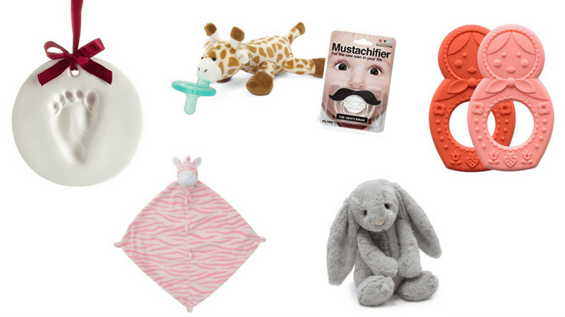 Best Stocking Stuffers for Babies and Toddlers | Small Gifts Ideas for 0-3 Year Olds