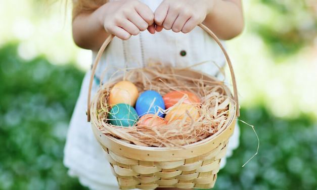 250 Non-Candy Easter Basket Ideas For Kids From Babies To Teens (With No JunkyStuff!)
