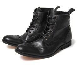 black-brogue-boot