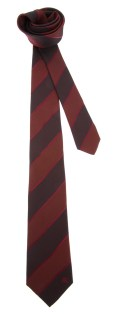 Burberry london striped tie