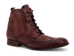 H By Hudson Angus Brogue Boots