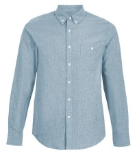 blue-oxford-shirt