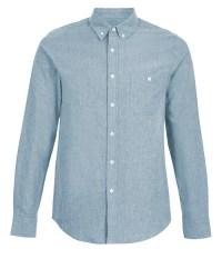 blue-oxford-shirt