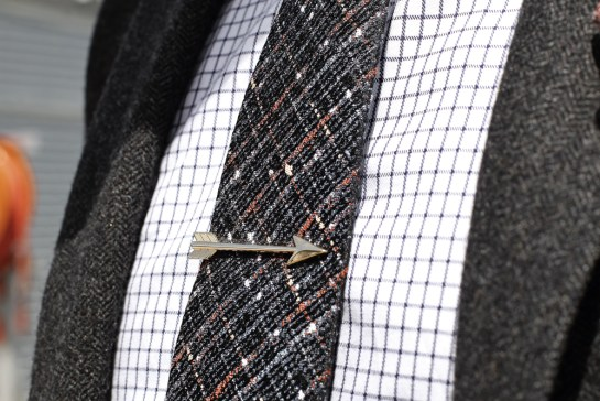tie-clip