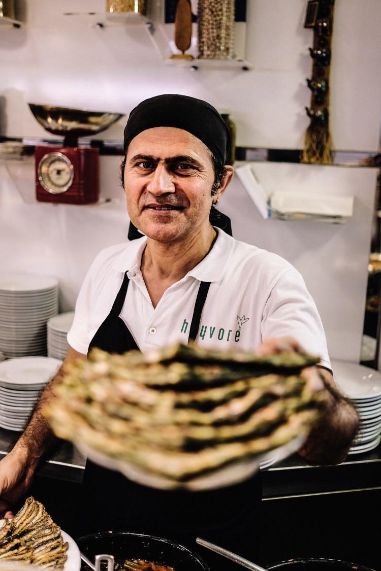 Istanbul---Food-Vendor