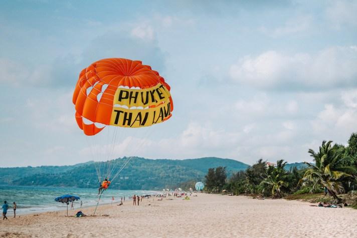 Thailand-Phuket-Parasailing-Karon