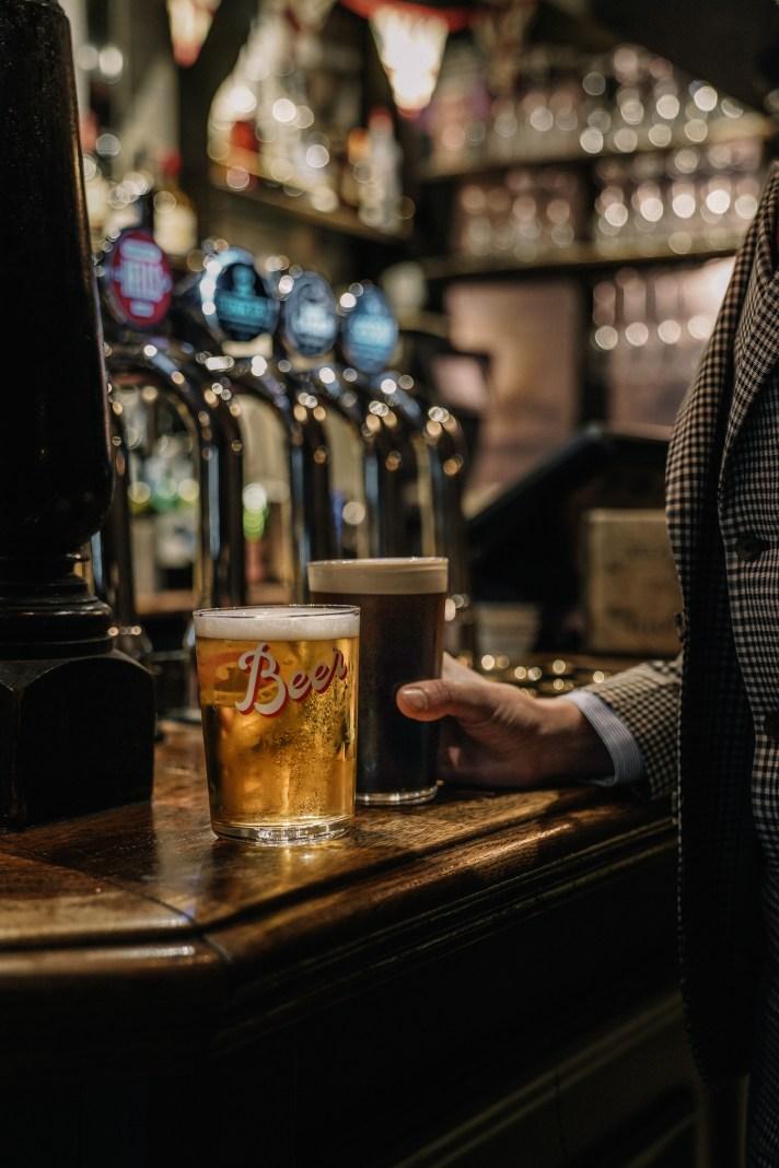 London---Pub-Beer
