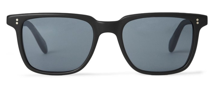 Oliver Peoples - NDG sunglasses - front view (open)