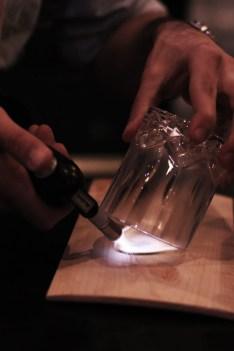 smoking-glass