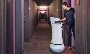 Robotyczna obsługa w hotelach? To już nie melodia przyszłości…