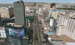 Bing z mapami Streetside i 3D w 100 miastach