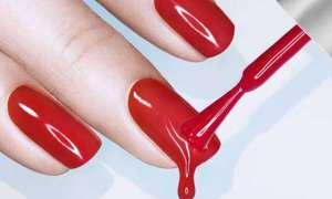 Lakier do paznokci wykrywający pigułki gwałtu