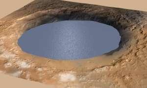 Czy na Marsie była woda?