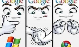 Google wbija szpilę Microsoftowi. Mogą ucierpieć użytkownicy