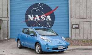 NASA i Nissan łączą siły w podboju Ziemi i wszechświata