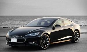 Tesla S P85D z największym przyśpieszeniem wśród aut elektrycznych