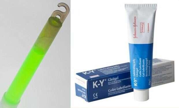 Green light stick