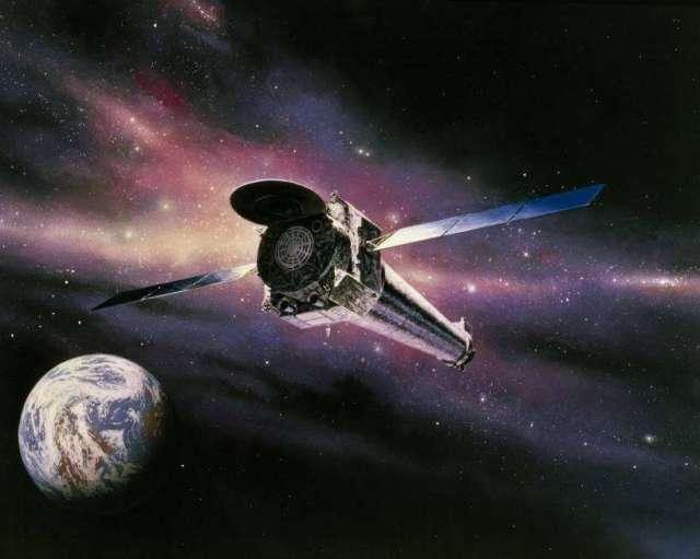 Chandra-x-ray-Observatory