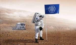 Projekt Międzynarodowej Flagi Ziemi