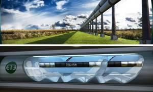Pierwsze testy Hyperloop już w przyszłym roku