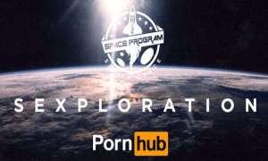 """Pornhub nawołuje do zbiórki funduszy – """"nakręćmy pierwszą scenę seksu w kosmosie!"""""""