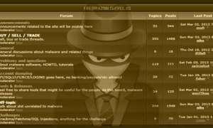 Forum hakerów rozbite przez amerykańskich federalnych